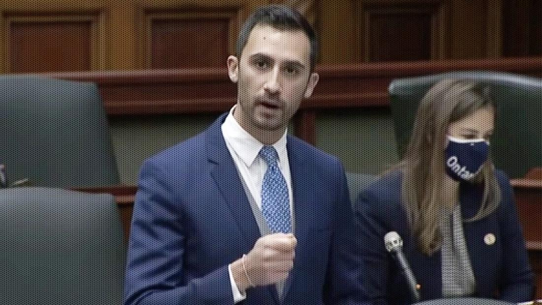 Ontario Education Minister: Thousands of COVID-19 Cases in Schools is a 'Good Thing We Should Celebrate'