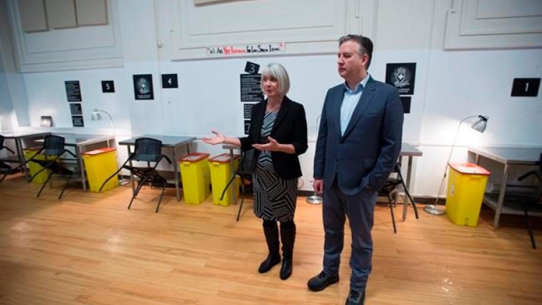 Advocates aim to shape 'Vancouver model' for drug decriminalization
