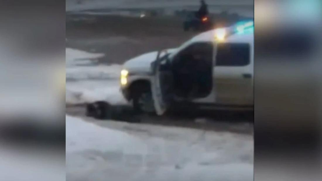 Police Say Officer Who Rammed Truck Into Inuit Man Did It 'Unintentionally'