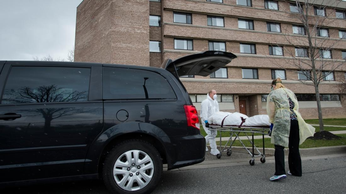 Many Canadians who contracted COVID-19 worried about dying: Poll