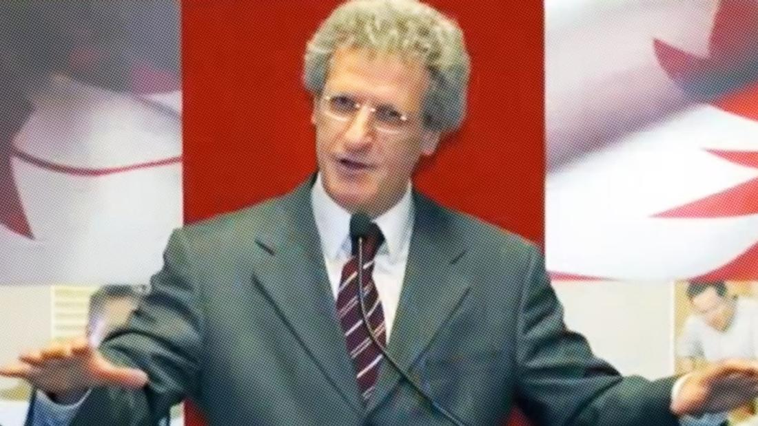 Former Liberal Cabinet Minister Joe Volpe Condemns 'LGBQT2+ Lobby' in Italian-Canadian Local Newspaper