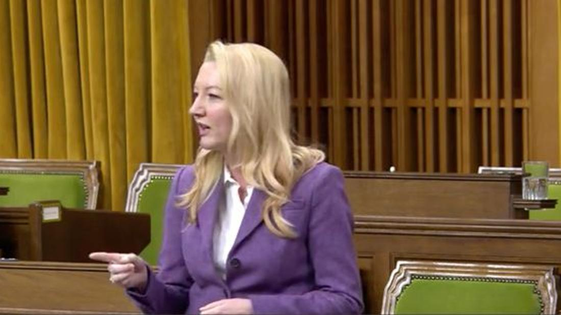 Liberal MP Blasts Erin O'Toole, Angers Conservatives In Women's History Month Statement