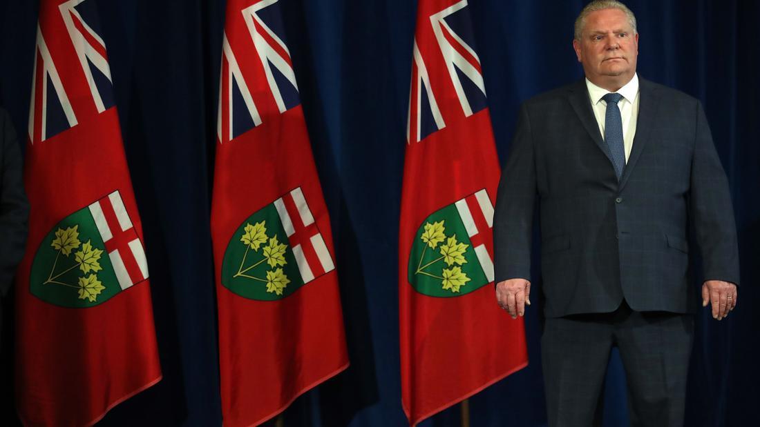 Morgues and ICUs over capacity amid Ontario's explosive COVID-19 spread