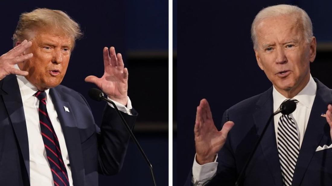 Trump says he won't participate in virtual debate; Biden asks to reschedule