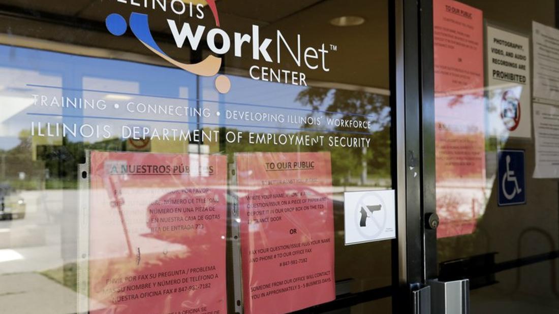 Unemployment Layoffs US layoffs still high, but so is skeptic
