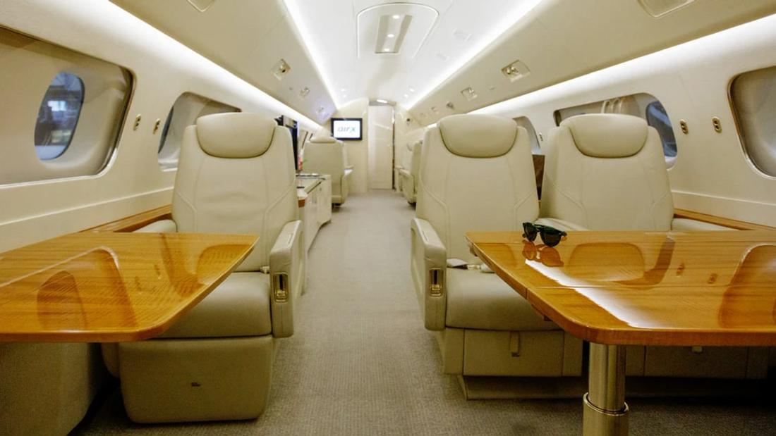 Rich Canadians Are Flying to Florida in Private Jets to Get Vaccinated