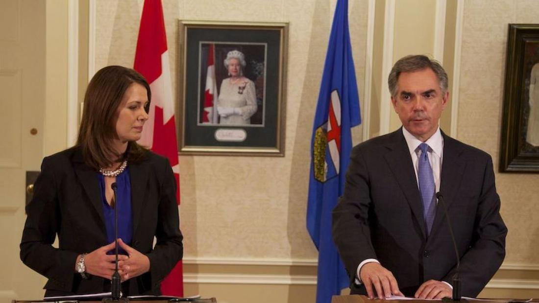 Former Wildrose leader Danielle Smith is leaving right-wing talk radio