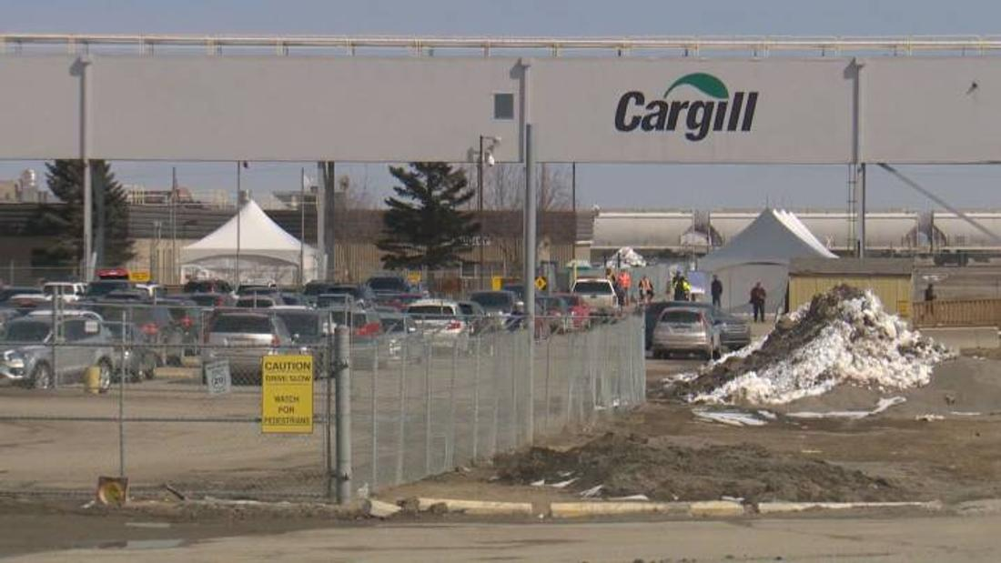 Cargill workers' frustrations revealed in telephone town hall