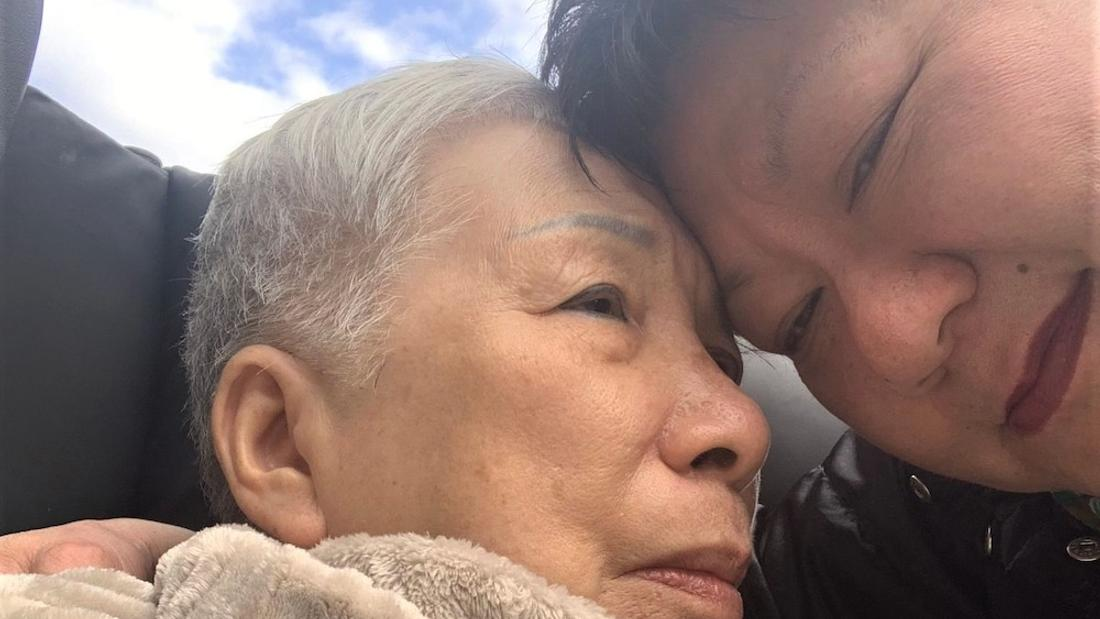'My Mom Did Not Have to Die Alone'
