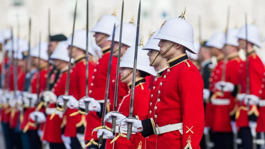A Quarter of Canadian Female Military Students Have Been Sexually Assaulted