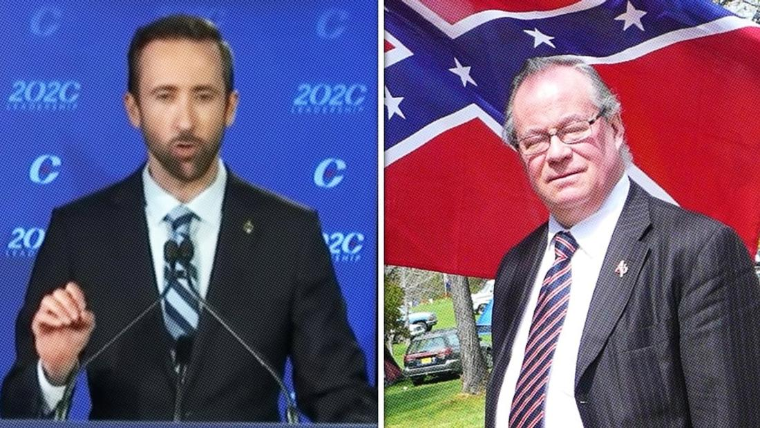 NEW Conservative Party of Canada is 'Reviewing' Membership of Prominent Neo-Nazi Who Voted For Derek Sloan