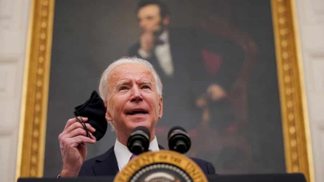 Biden warns Covid will 'get worse before it gets better' as he unveils strategy