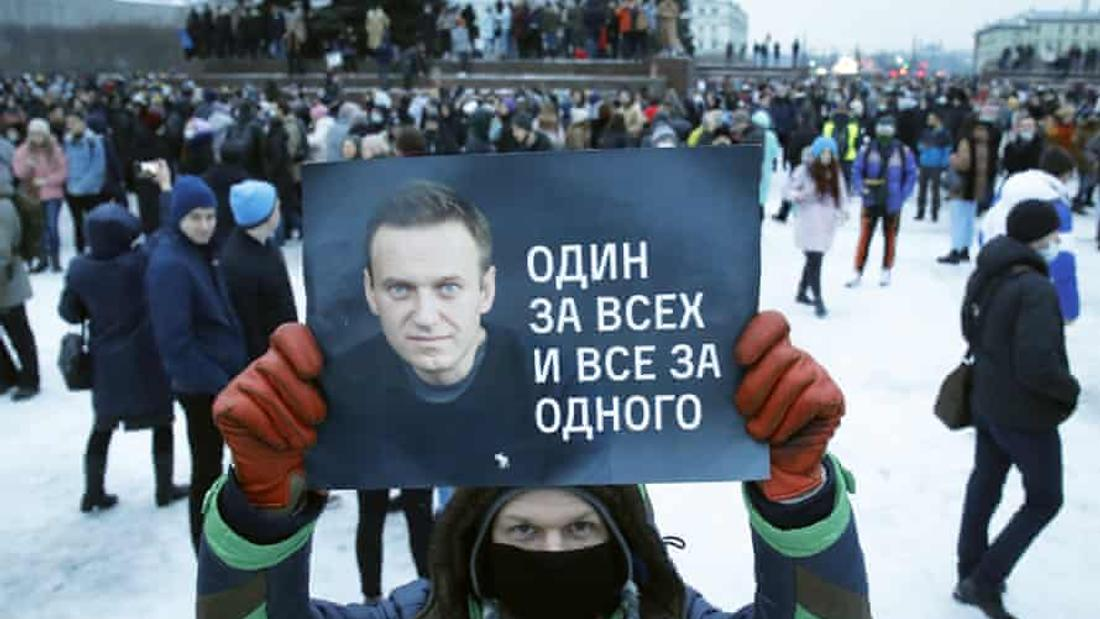 Navalny supporters call for fresh protests across Russia