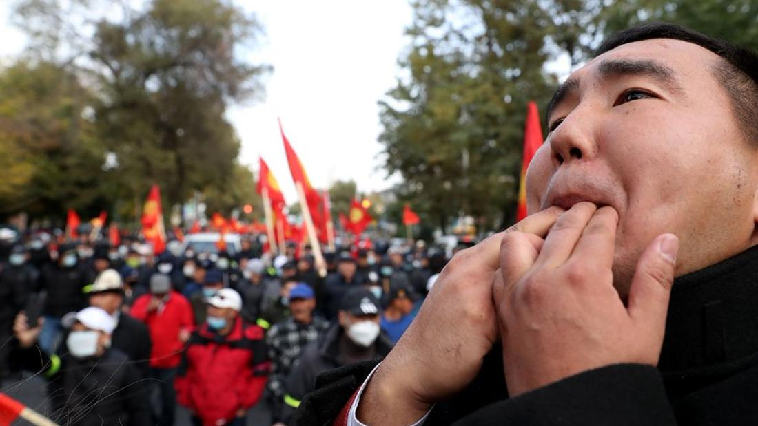 Election officials annulled Kyrgyzstan's October election. Here's why.