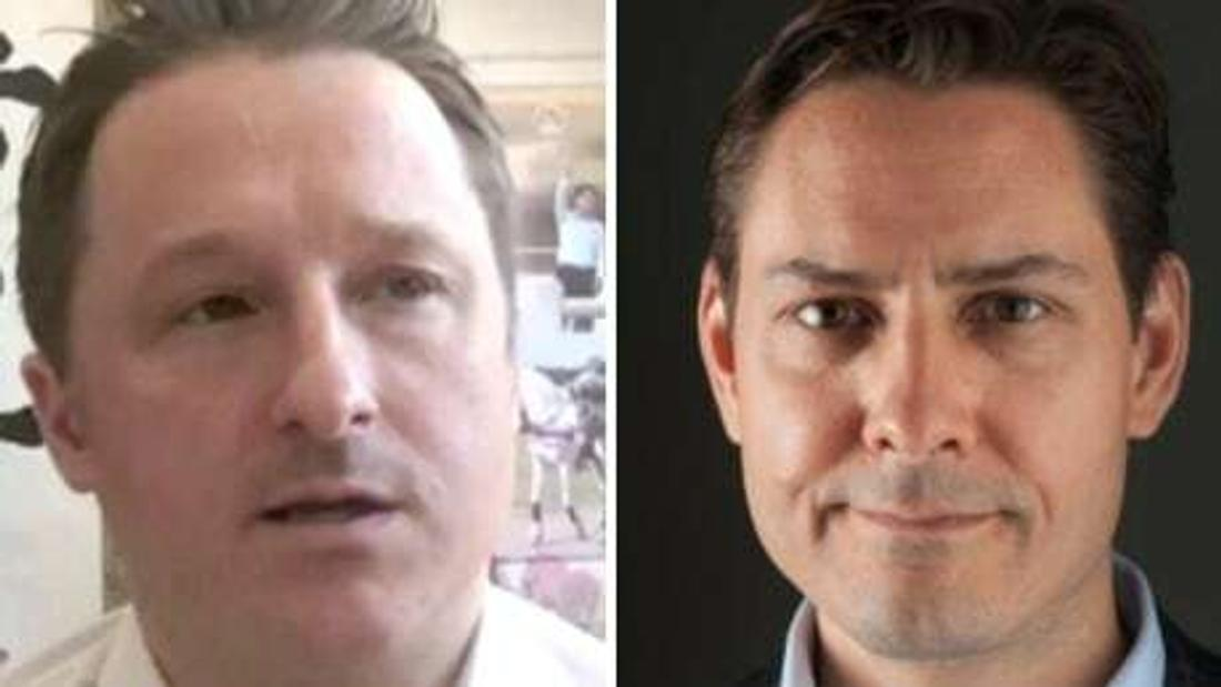 Detained Canadians in China get rare consular access