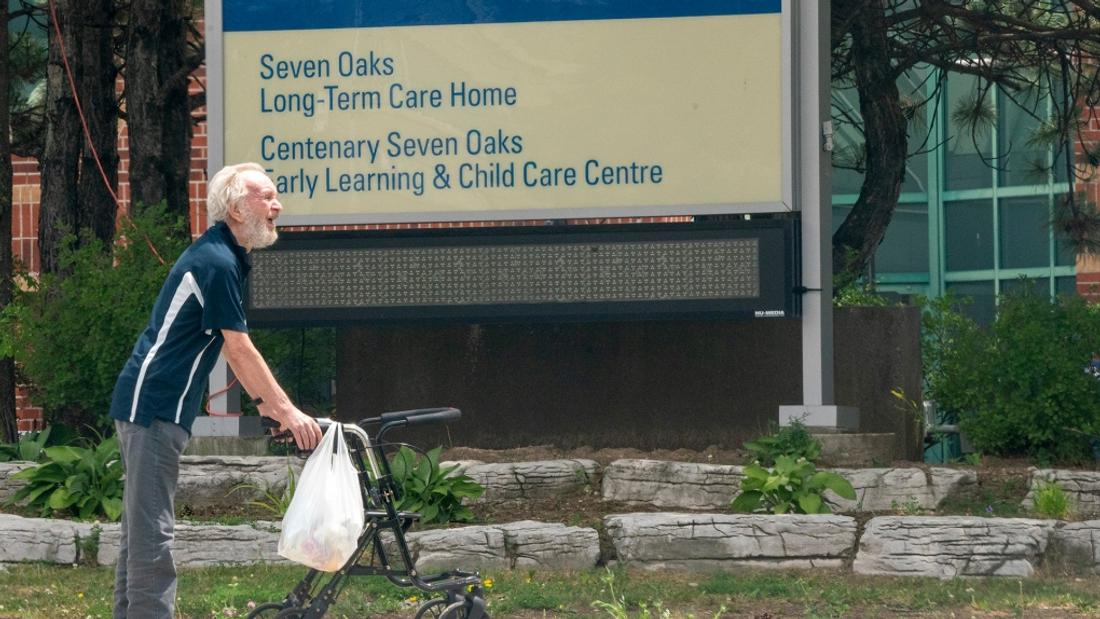 Long-term care homes suffered due to efforts to help hospitals, inquiry hears