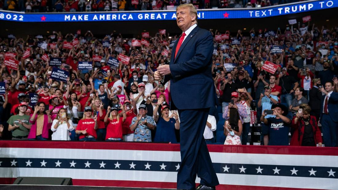 Trump pollster's campaign autopsy paints damning picture of defeat
