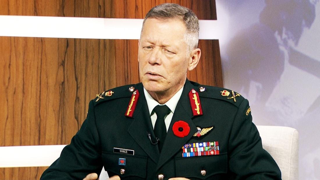 Military police launch probe into alleged misconduct by former defence chief Vance