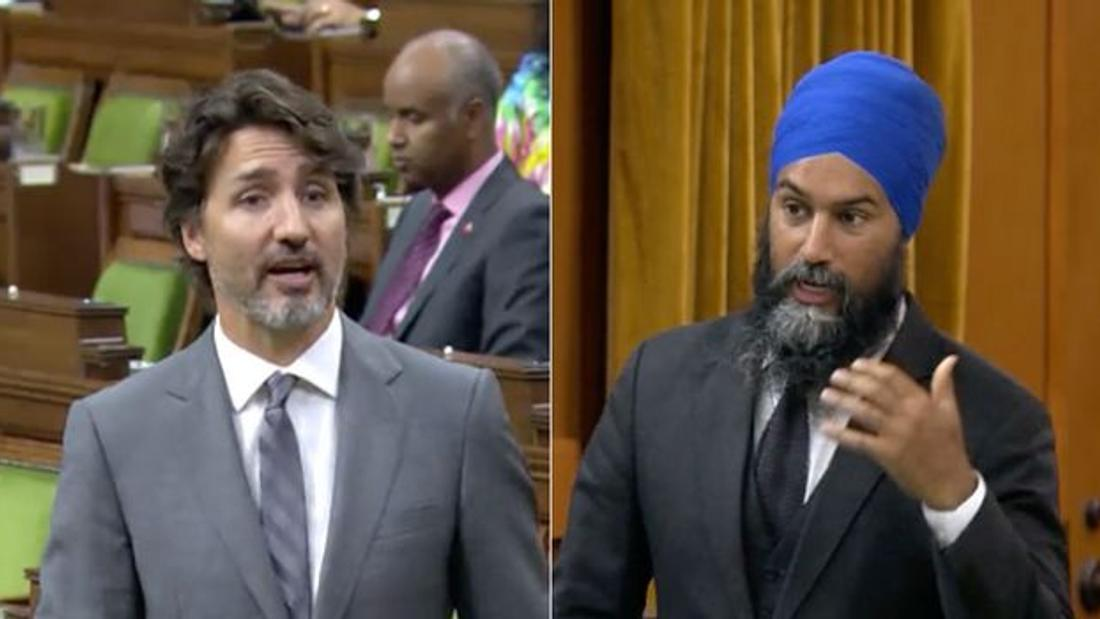 Singh: NDP govt would provide $5B to provinces to end for-profit long-term care