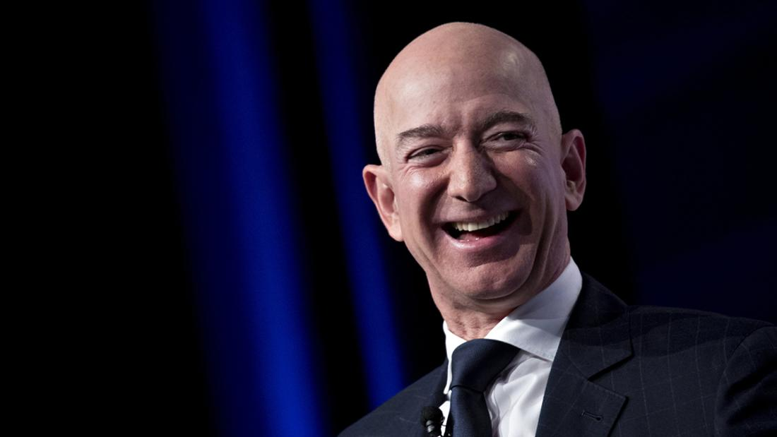 Please Advise! What's Jeff Bezos Reaaally Up to?