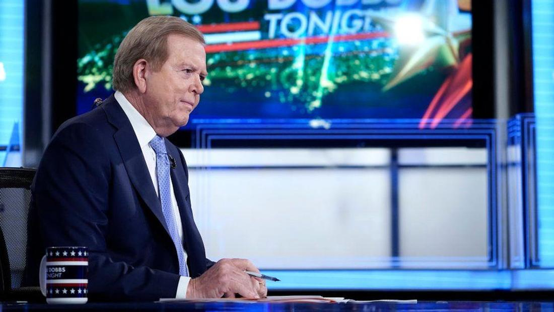 Lou Dobbs: Fox cancels vocal Trump supporter's programme