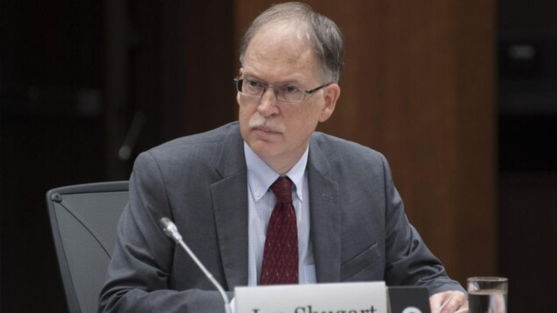 Privy Council Clerk Shugart to take time away for cancer treatment