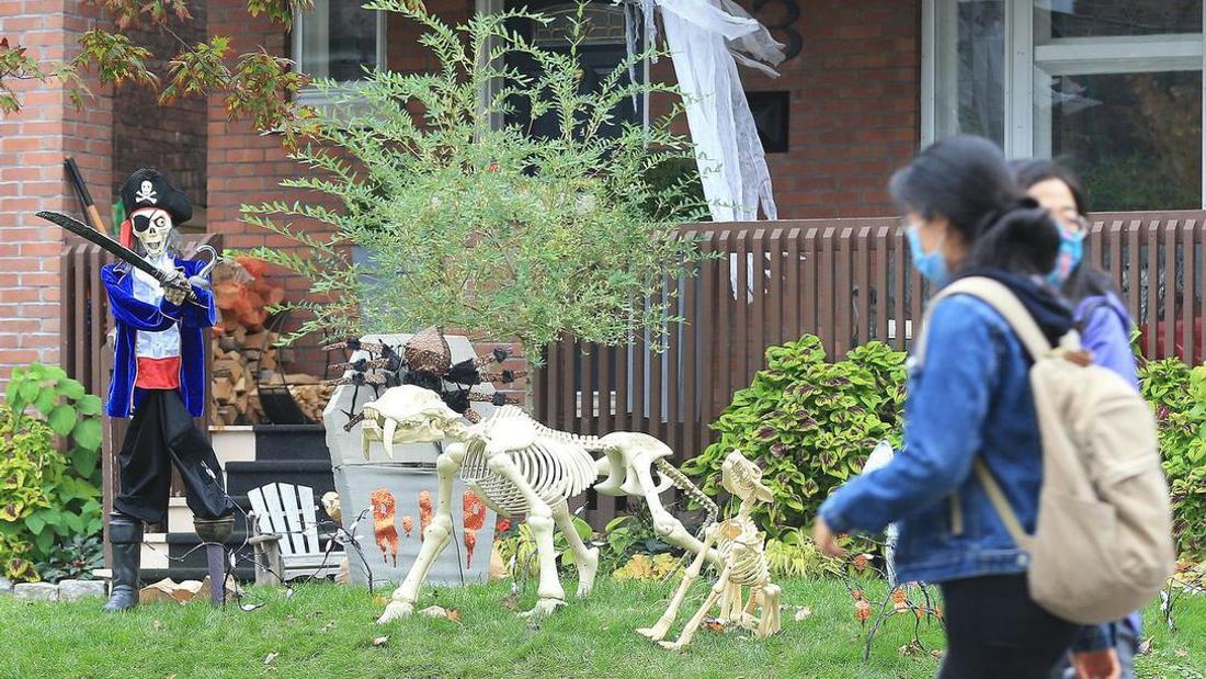 Sweet! No need to cancel Halloween, Dr. Theresa Tam says