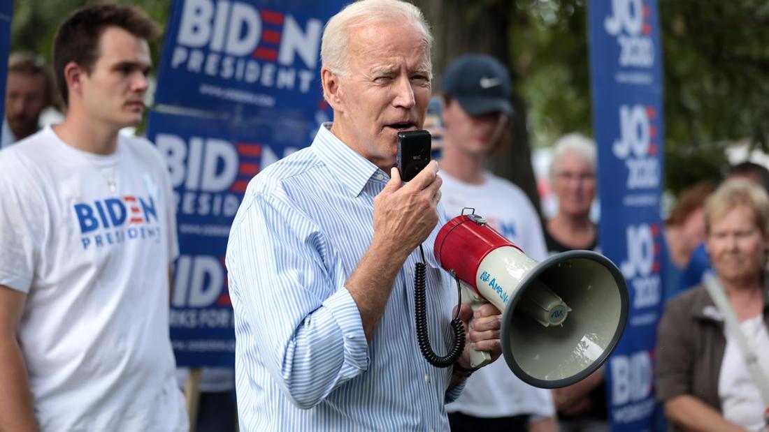 Biden 'anxious to see' if GOP senators 'stand up' on impeachment vote