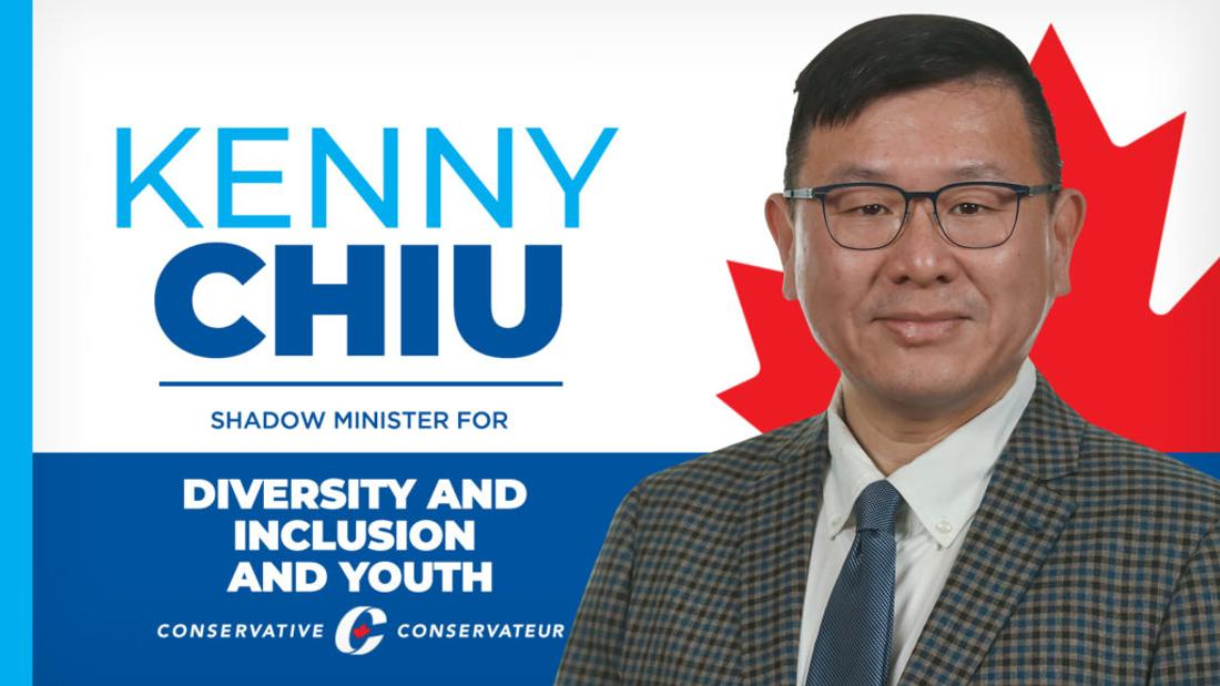 Conservative Party's New Diversity And Inclusion Critic Linked To Past Anti-LGBTQ Statements, Organizations