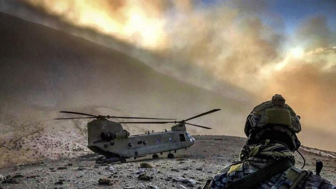 With Taliban about to regain control in Afghanistan, we should ask: was it worth it?