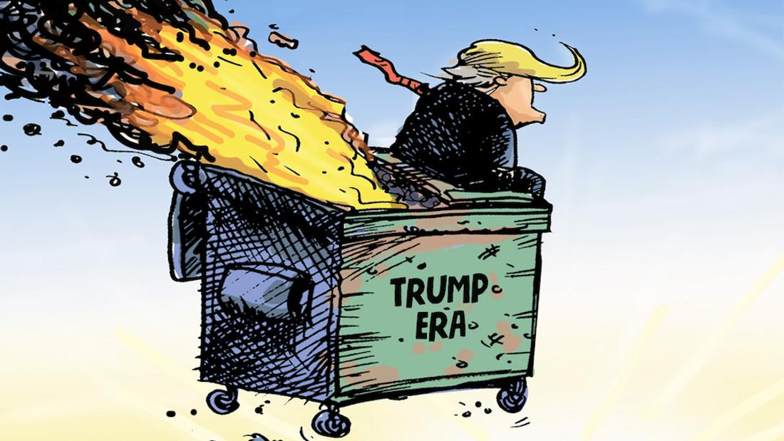 Trump Is Set Free to Burn It All Down