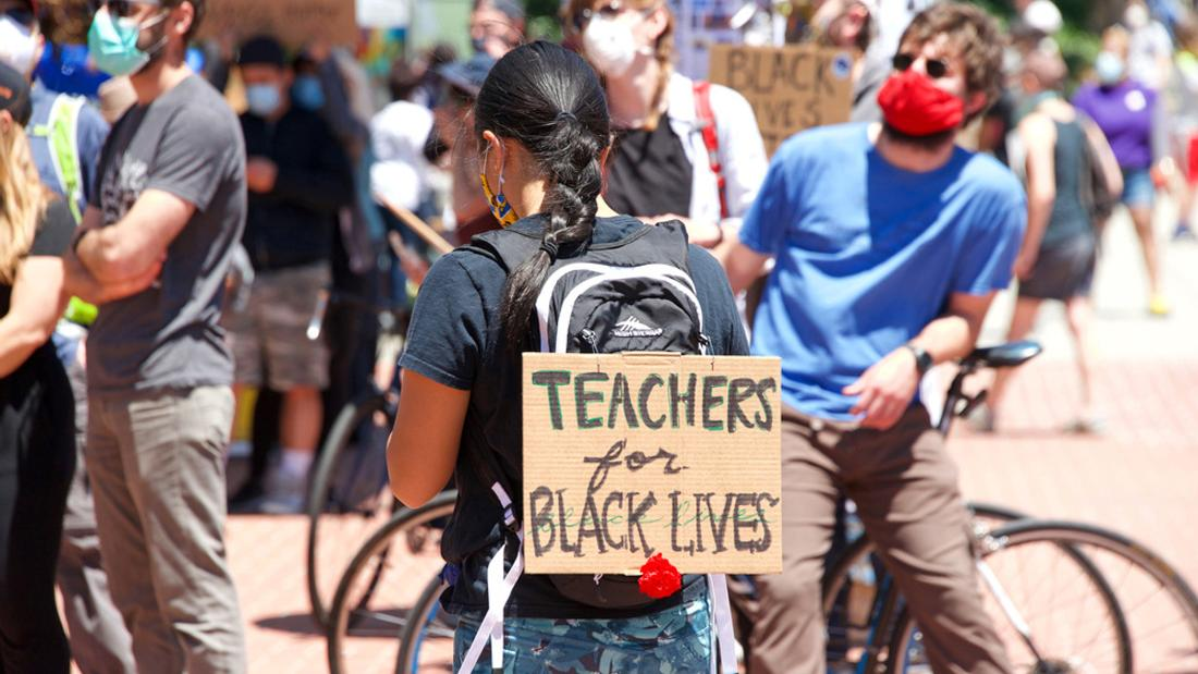 Want a Racially Just Education System? Anti-Racism Training Won't Cut It