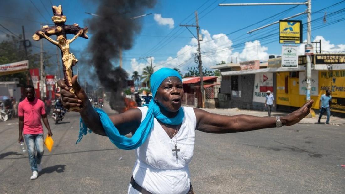 Canada must stop propping up a repressive and corrupt dictatorship in Haiti