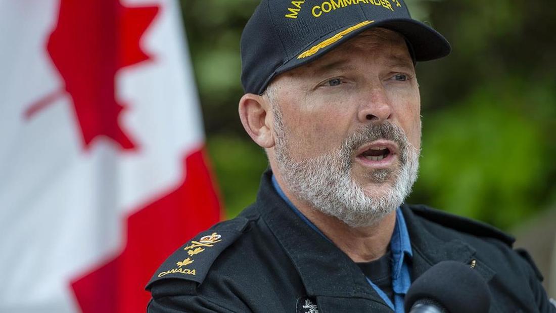 Admiral Art McDonanld steps down amid investigation