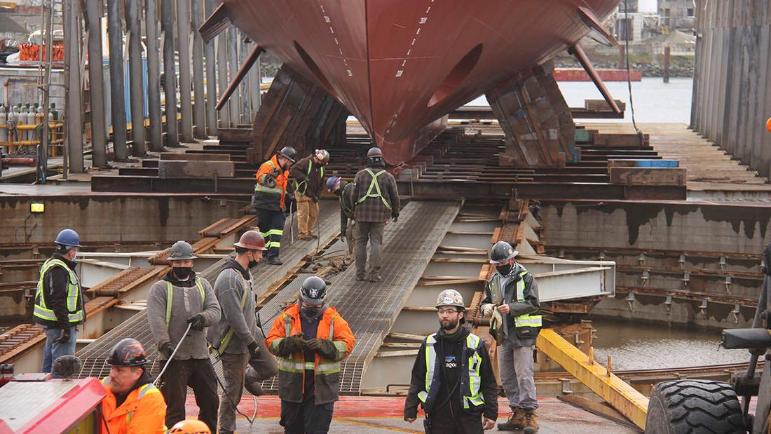 Auditor general targets problems in ship procurement, rail safety, drinking water