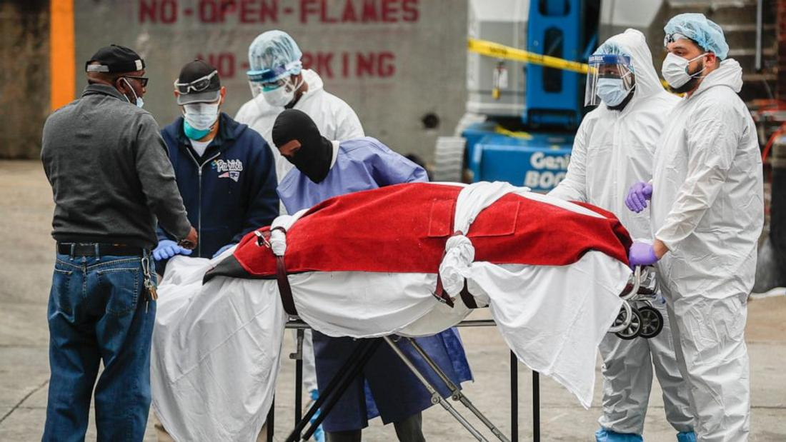 Death certificates don't accurately reflect the toll of the pandemic, experts say