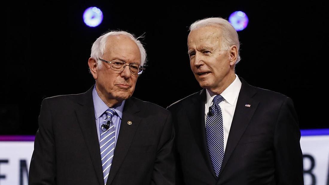 Why Biden is keeping Bernie close