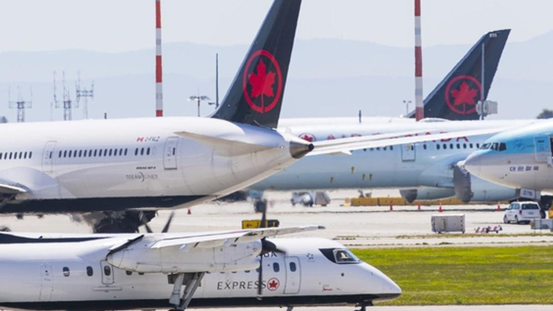 Unifor's Dias says Air Canada pledging passenger refunds as aid negotiations drag on