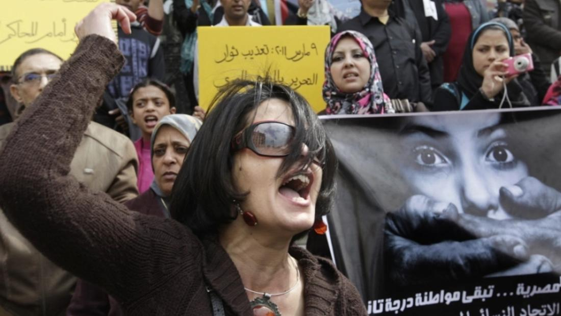 Death of a woman in Cairo suburb sparks anger in Egypt