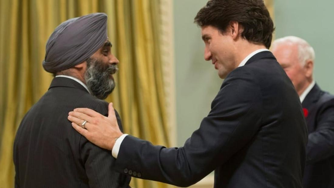 Commons committee to call back Sajjan over testimony contradictions