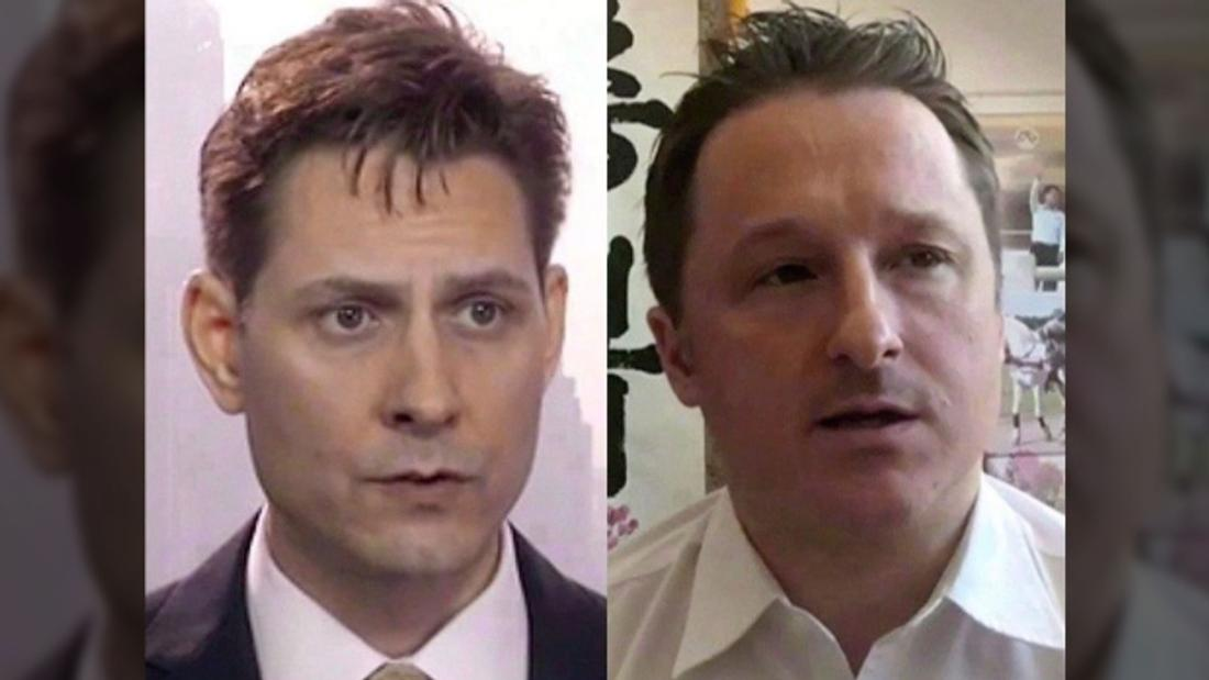 Chinese media report says Michael Kovrig, Michael Spavor to face first trial 'soon'