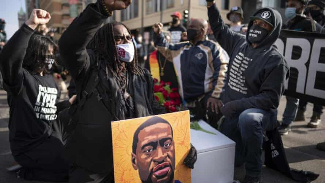 Minneapolis to pay George Floyd's family $27m in police custody death lawsuit