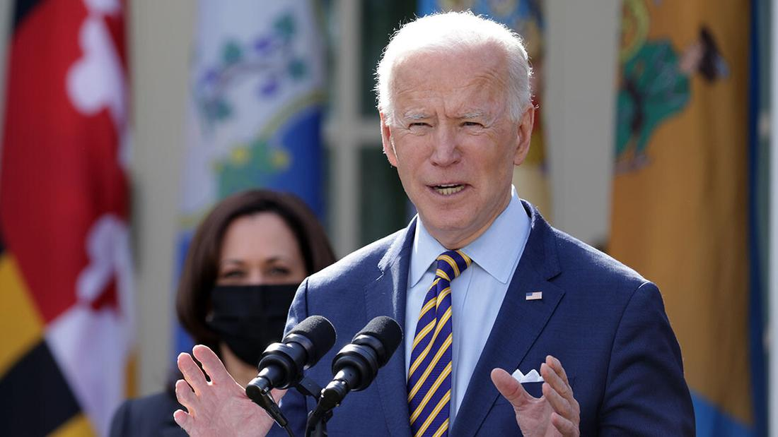 Beyond Covid relief: Biden invokes LBJ as Democrats aim to expand welfare state
