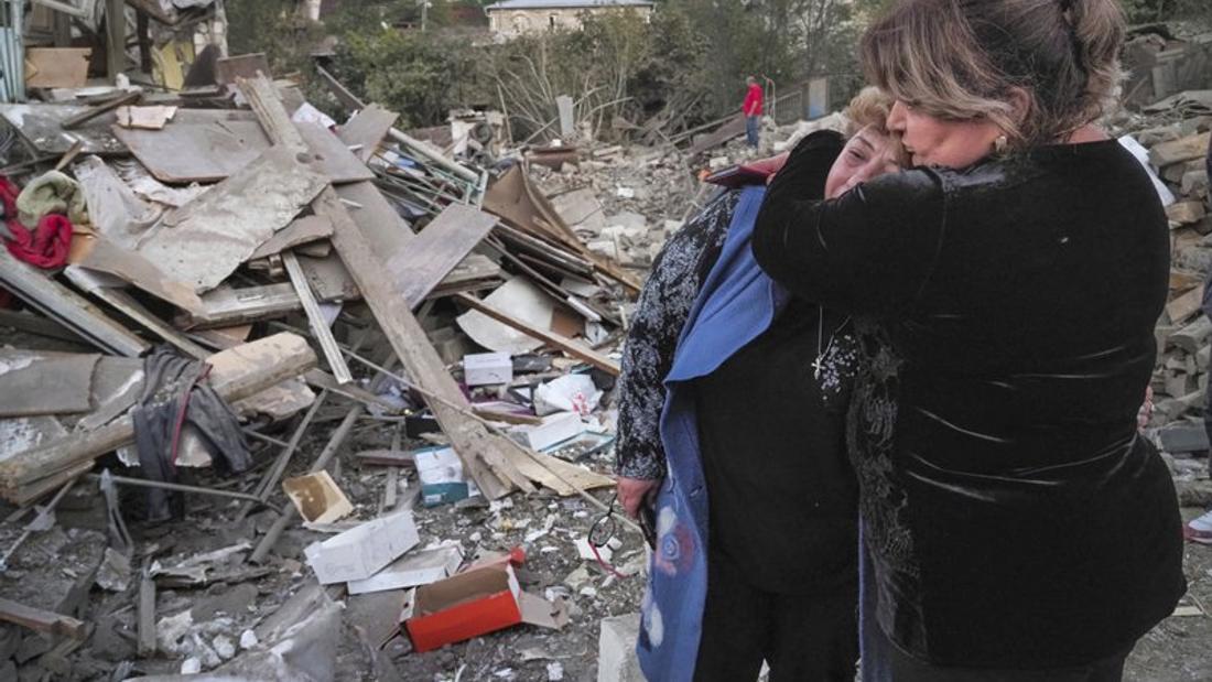 Armenia, Azerbaijan announce new attempt at cease-fire
