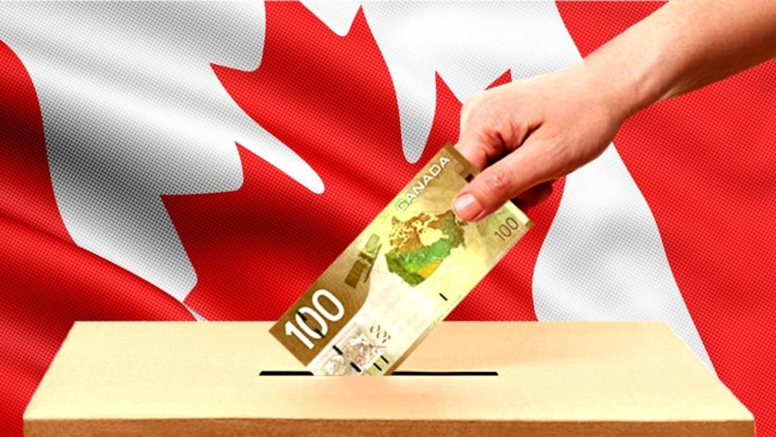 Here's How Canadians Can Keep Big Money Out of Politics