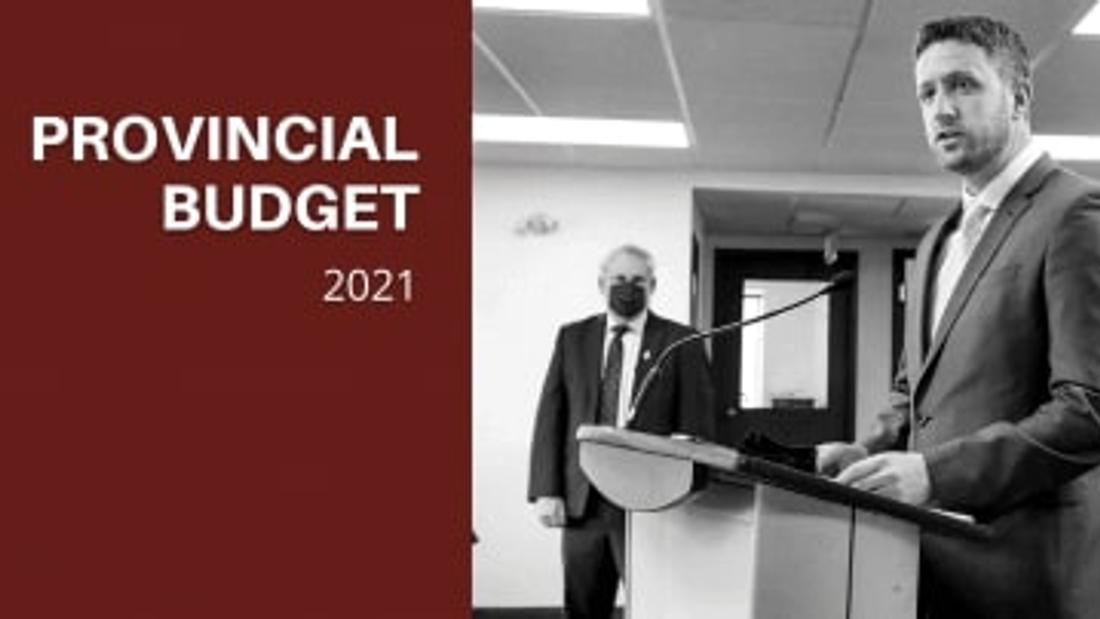 """Nova Scotia government tables """"uncaring"""" budget"""