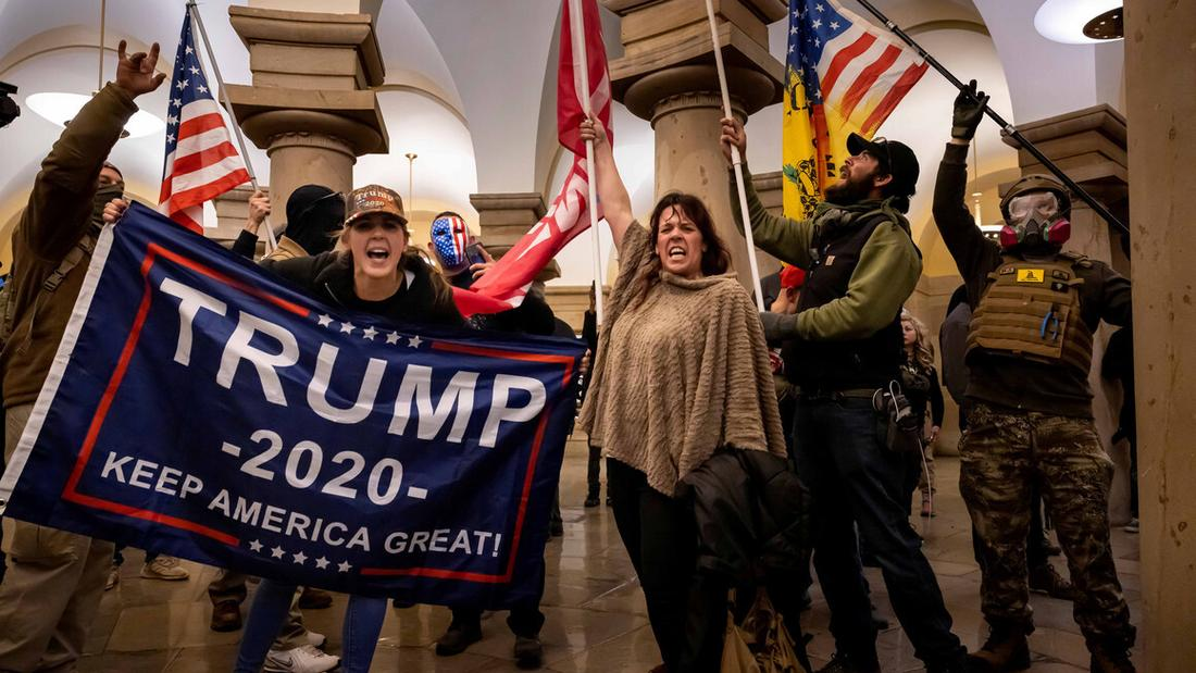 Many Capitol rioters unlikely to serve jail time
