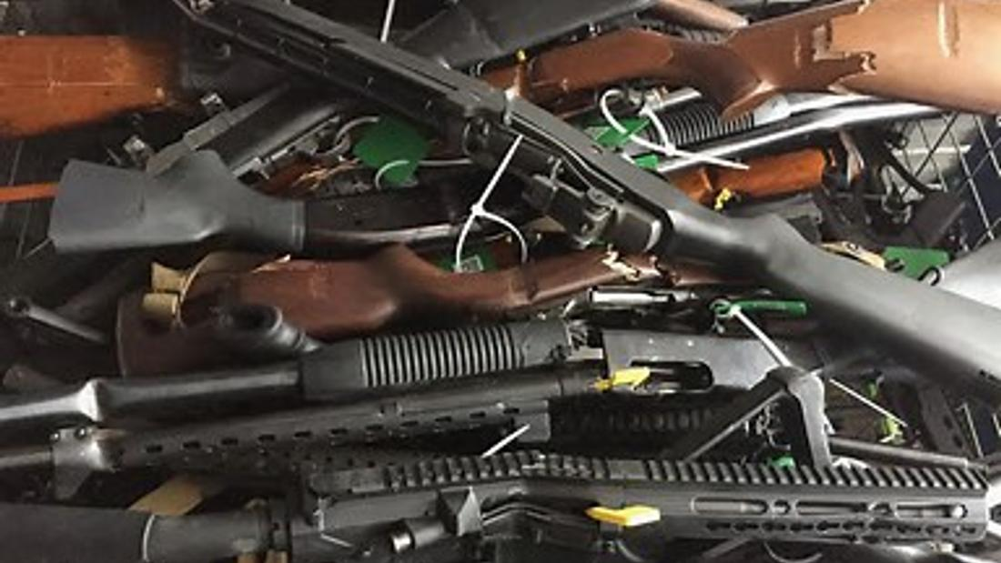 Canadians favour stricter gun control, mandatory buyback of banned firearms: Poll