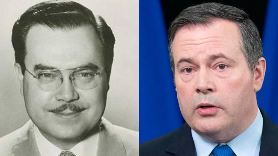 The Government of Alberta Wants All School Children To Learn About Jason Kenney's Grandfather