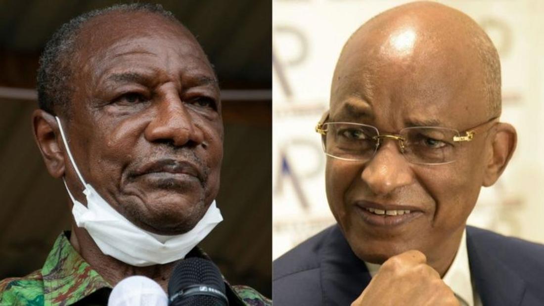Guinea elections: Alpha Condé takes on Cellou Dalein Diallo again